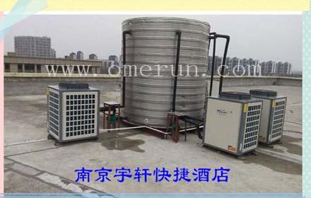 江苏欧贝提供学校医院热水工程解决方案