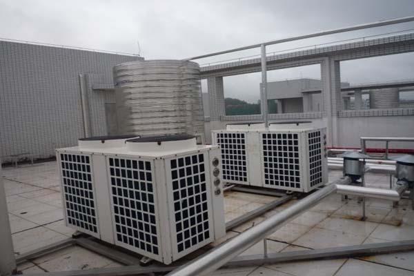苏州无锡南京空气源热泵厂家找江苏欧贝
