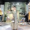 【幻素】2019夏新款女装雪纺连衣裙厂家直供品牌折扣批发