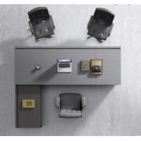 办公家具创意简约现代大班台老板桌总裁桌单人经理桌主管桌椅