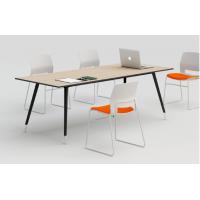 办公家具简易会议桌培训长桌简约现代职员办公桌椅洽谈会客桌